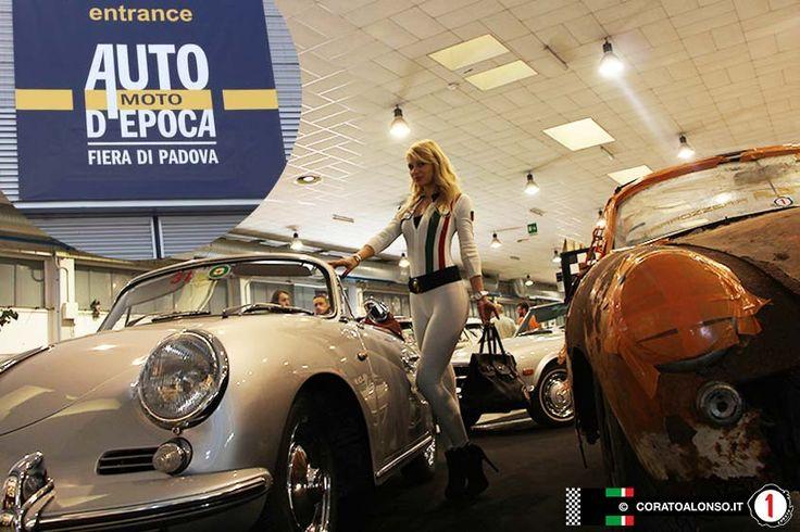 Auto e Moto d'Epoca 2015: Padova diventa Capitale europea dell'auto storica