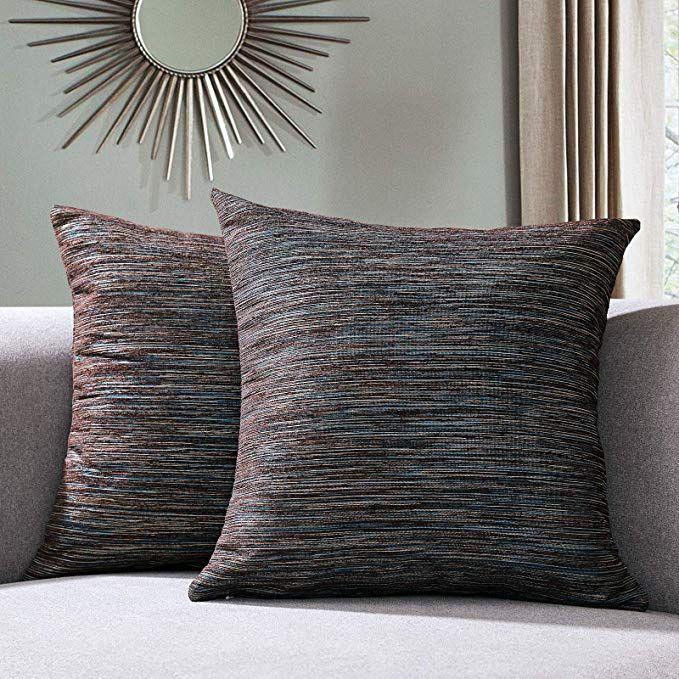 sunlit decorative throw pillow case