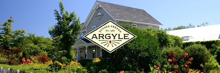Argyle Winery makes top rated Oregon Pinot Noir, Oregon Chardonnay and Sparkling Wine = Dundee, Oregon
