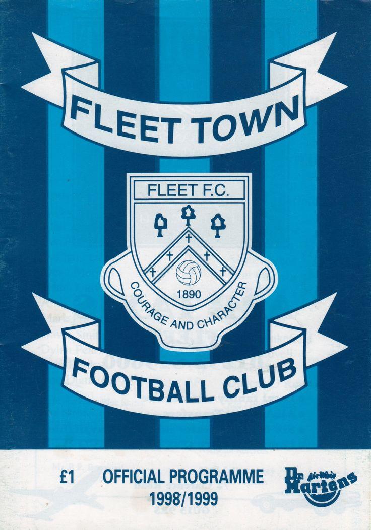 Fleet Town FC in Fleet, Hampshire