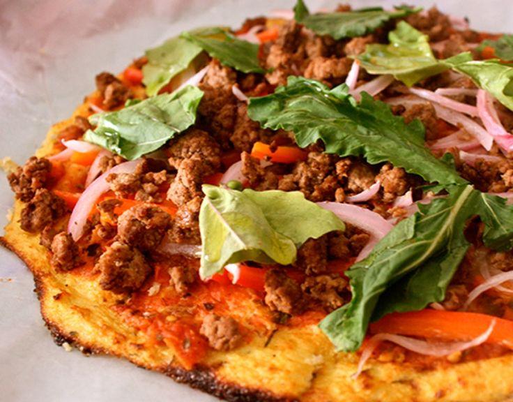 CÓMO PREPARAR UNA PIZZA BAJA EN CALORÍAS