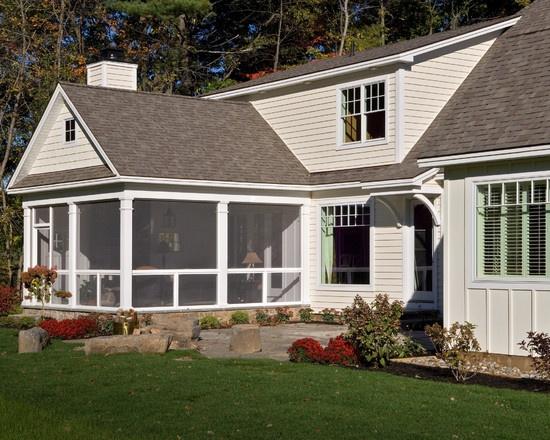 Best Porch Images On Pinterest Porch Ideas Screened Porches - 3 season porch plans