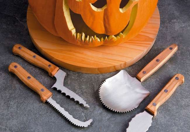 6 Pumpkin Carving Tools to Put the 'Jack' in Your Lantern. Including using a drill.