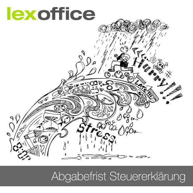 Der Countdown läuft: Stichtag für die Steuererklärung 2014 ist der 31. Mai http://www.lexoffice.de/blog/abgabefrist-steuererklaerung/