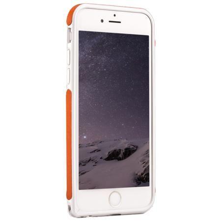 Cozistyle CPH6B001 Spicy Orange  — 2980 руб. —  «Leather Skin Bumper» - это стильный, красивый и практичный бампер для iPhone со специальным покрытием для задней панели телефона.    «Leather Skin Bumper» защищает ваш iPhone от царапин и пыли. Покрытие для задней панели изготовлено из тонкой натуральной кожи со специальным клейким слоем. Выполненный по особой технологии, оно легко наносится и снимается, не оставляя следов на корпусе телефона. Прочный бампер на алюминиевой основе надежно…