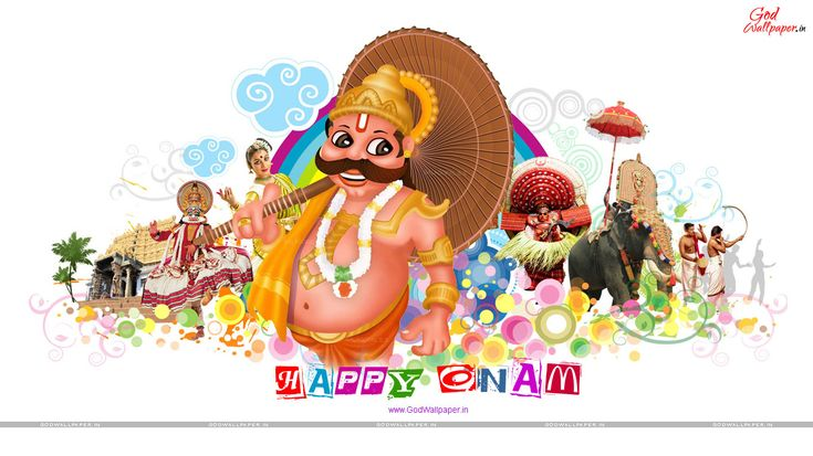 Happy Onam Wallpaper