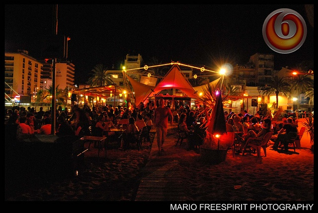 The Mystic Souldiers -  Zona 6 Beach Bar - 30-6-12 by Zona 6 Calella, via Flickr