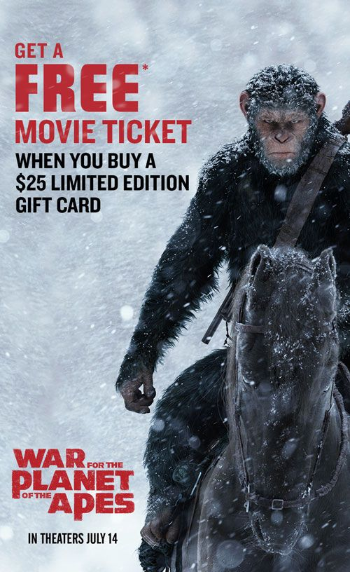 MOVIES~Watch!! War for the Planet of the Apes (2017) Online English