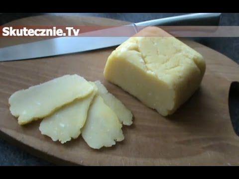 Domowy żółty ser -smaczny i niskotłuszczowy :: Skutecznie.Tv [HD]