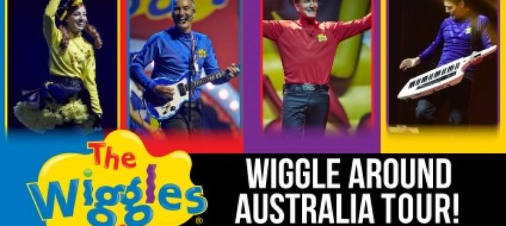 The Wiggles are coming to Townsville in June