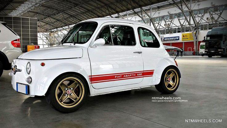 Fiat-Abarth 695 SS Assetto Corsa