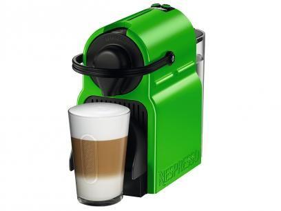 Aproveite essa super oferta! Cafeteira Nespresso 19 Bar Inissia - Tropical 110 Volts(promoção válida por tempo limitado) de R$ 499,00 porR$269,90 em até8x de R$ 33,74sem juros no cartão de crédito