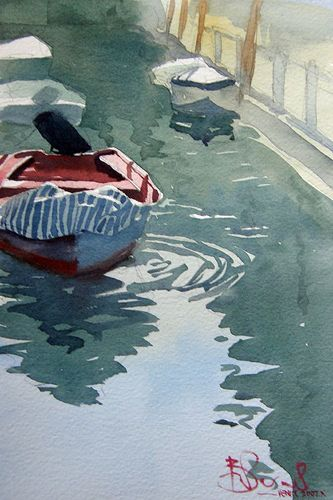 venice-canal-study - Ben Warner