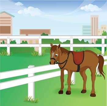 Horse Vector 16 διανυσματικό, δωρεάν διανυσματικά γραφικά - Vector.me