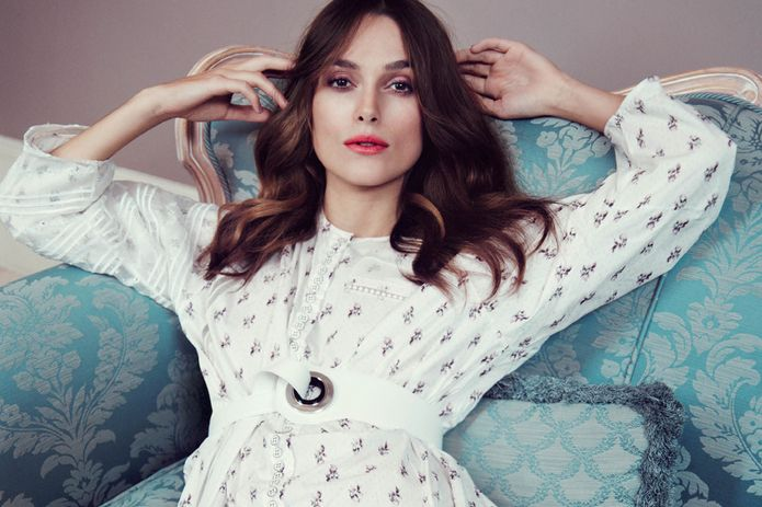 Keira Knightley's latest interview is filled with her rad thoughts on feminism
