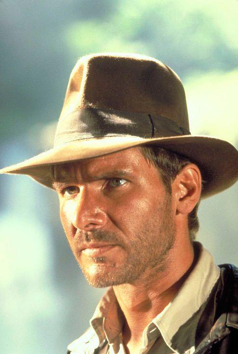 Genuine Indiana Jones Fedora Hat - The Green Head