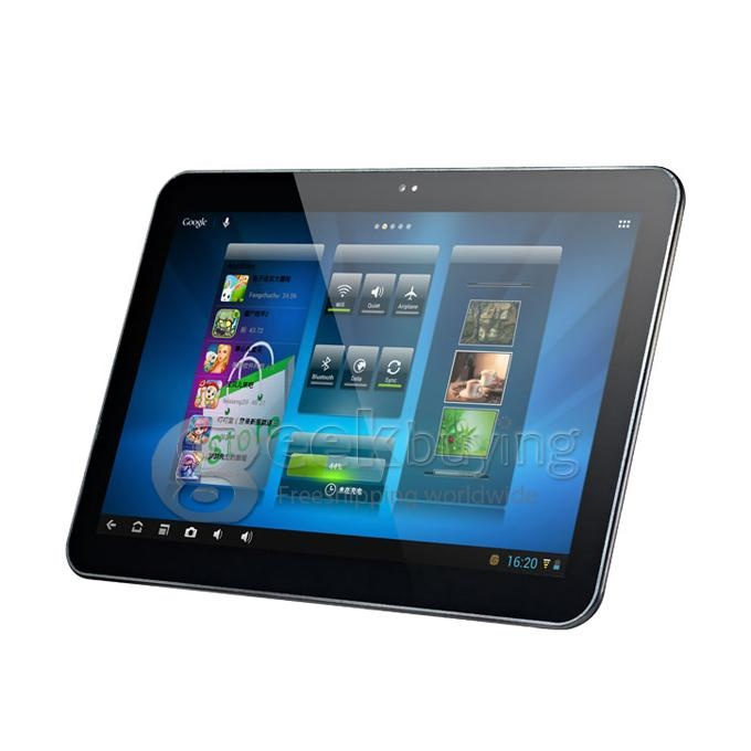 """The Pipo M9 10.1"""" Android 4.1 Quad Core Tablet PC brings you a high-res screen and fast processor for a low price. It's a fantastic value tablets. $265.99"""