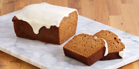 Honey Spice Loaf - Anna Olson - Food Network Canada