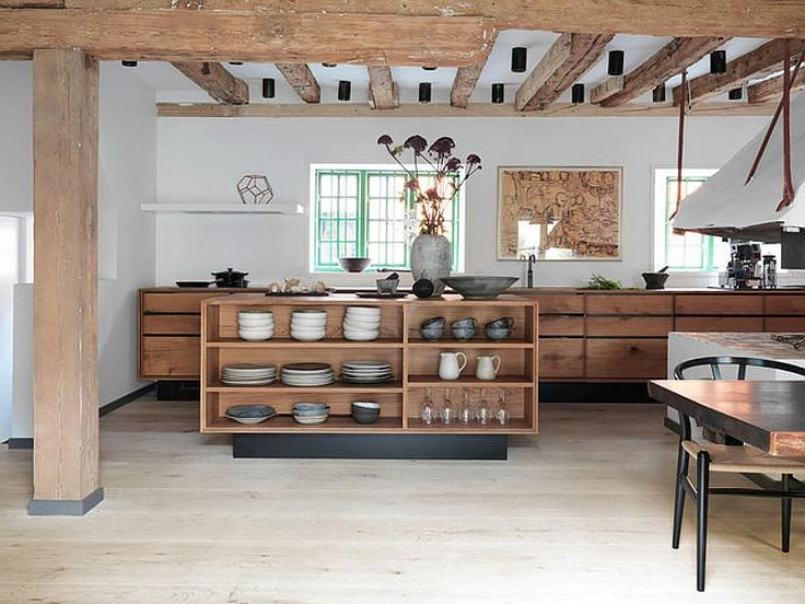 A delicious Danish kitchen - desire to inspire - desiretoinspire.net