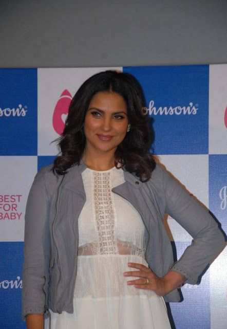Lara Dutta Latest Hot Glamourous PhotoShoot Images At Johnsons Baby Promotional Event  actress Lara Dutta