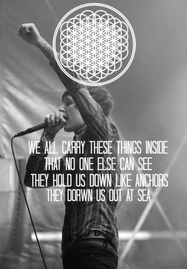 THIS QUITE ISN'T EVEN FROM SEMPITERNAL. IT IS FROM A DIFFERENT ALBUM. CHELSEA SMILE IS A NOT A SONG ON SEMPITERNAL?!?!