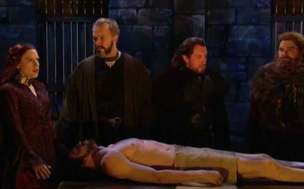 SNL: Game of Thrones Jon Snow scene spoof video | EW.com