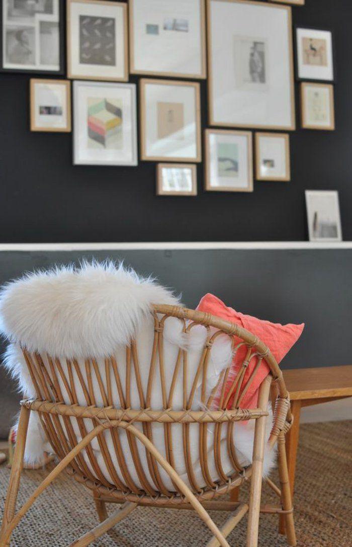 les 25 meilleures id es de la cat gorie fauteuil rotin. Black Bedroom Furniture Sets. Home Design Ideas