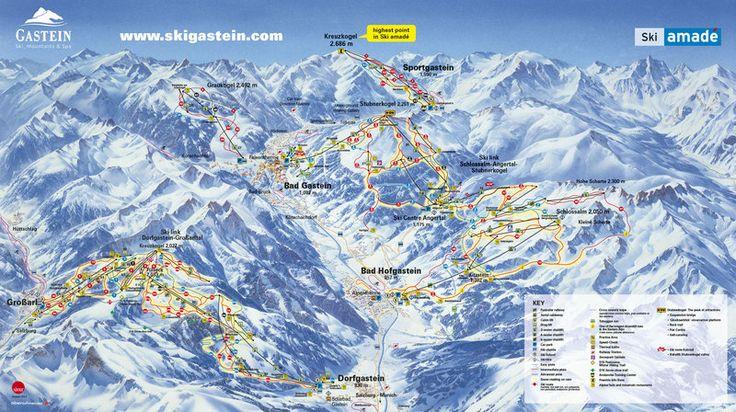 Ski area Gastein Valley | Wintersports in Austria