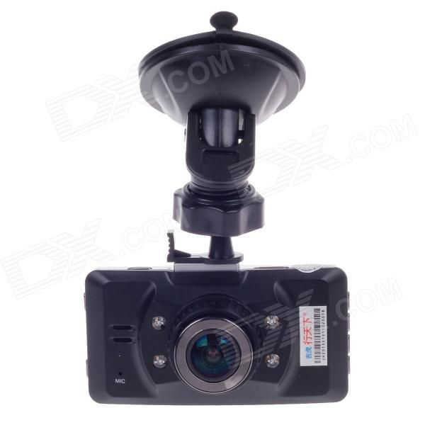 "170 degree Wide-angle Lens / 2.7"" TFT LCD / 2M HD sensor / GPS; High resolution ultra wide angle lens; Light Frequency: 50Hz / 60Hz; System: Windows 2000 / XP / Vista / Windows 7, Mac OS X 10.3.6 above; High speed recording quick response for light; Low illumination for night operation. http://j.mp/1uOmncB"