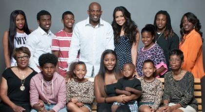 Deion Sanders Talks Marrying Tracey Edmonds, Raising 8 Kids, Second Season Of OWN Reality Show