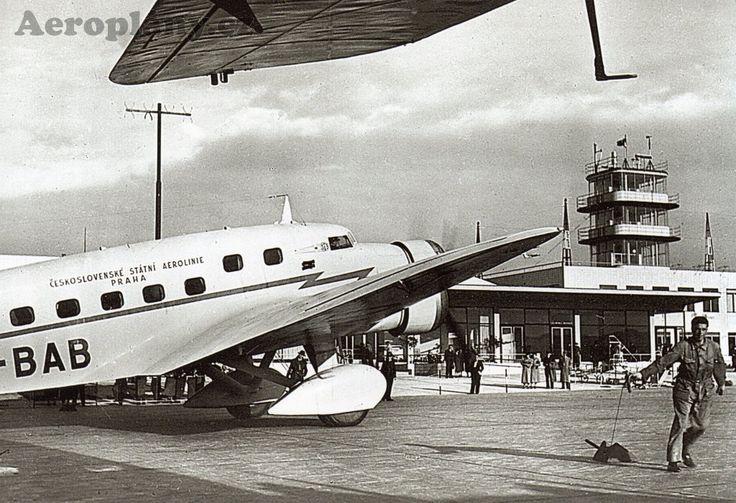 Savoia Marchetti SM-73 Czech