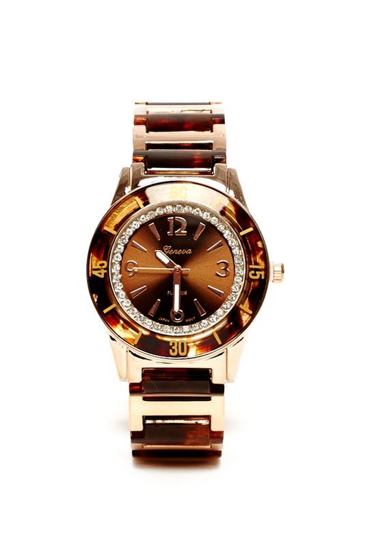 Awesome watch that works with animal print clothing!