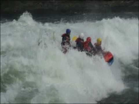 Extreme rafting-yahoo!
