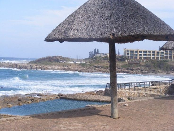 If you are looking to buy-to-let holiday accommodation units - then this unit will be a perfect option. Can easily be rented out. Unit consisting of 2 Bedrooms, 2 Bathrooms, spacious balcony with your own braai area with lovely sea views. Furnished. Communal swimming pool. Tandem secure underground parking. Safe and Secure complex. The perfect lockup and go unit! Walking distance to the beach. Low Rates and Levies.