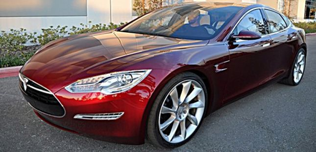 Tesla model S:  news