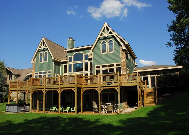 Taylor Made Deep Creek Vacations Unforgettable 8 Bdrm