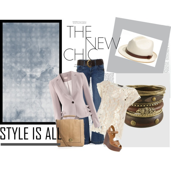 The New Chic, created by assignmentfashion on Polyvore