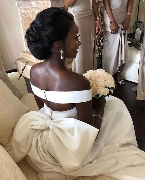 13 Breathtaking Natural Hair Updos For Weddings Lets Have A