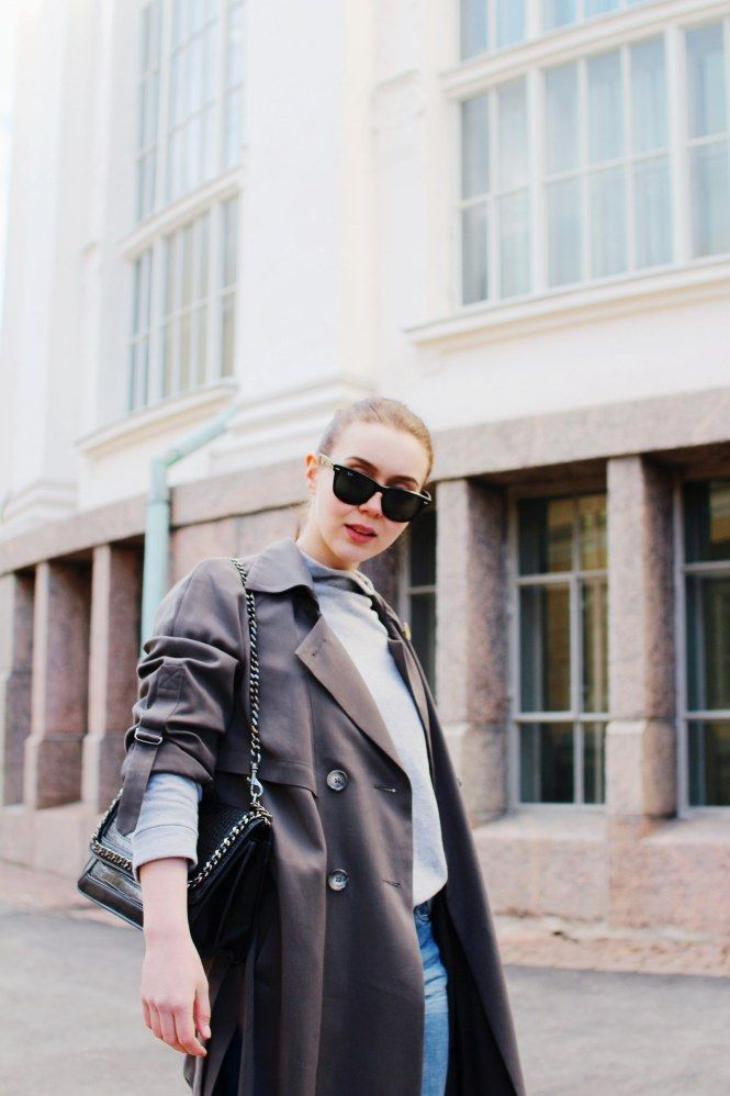 You Are Gorgeous! – Camilla Czakan   #dixicoat #kevättakki #springcoat #springfashion #kevätmuoti #scandinavian #finnishdesign #finnishfashion #fashionblogger #muotibloggaaja
