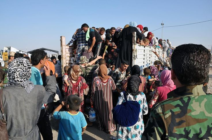 Violence and fighting are forcing thousands of Iraqis to flee their homes. An emergency declared on Oct. 17, 2016, is an indicator of strife that may last weeks, if not months. Even #Jummah prayers were cancelled and mosques closed because of the...