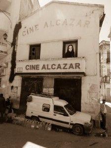 Cinema Maria, previously Alcazar - Tangier