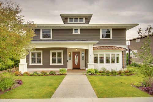 cleanIdeas, Exterior House, Exterior Colors, Curb Appeal, Traditional Exterior, Painting Colors, House Colors, Benjamin Moore, House Exterior