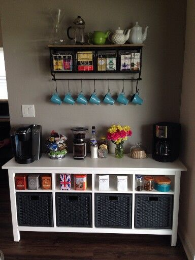 db7394c50e64151325c0b4487dfb82f1 Coffee Station At Home  Exceptional Diy Coffee Bar Ideas For Your Cozy Home Homesthetics Inspiring Ideas For Your