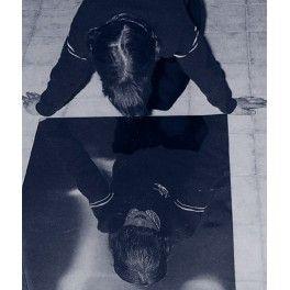 Miroir incassable, la feuille (60 x 50 cm)