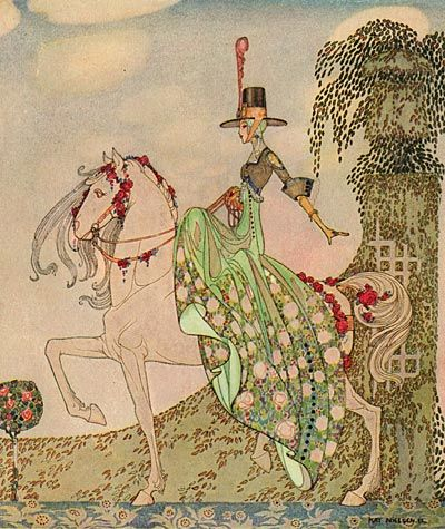 Kay Nielsen illustrations