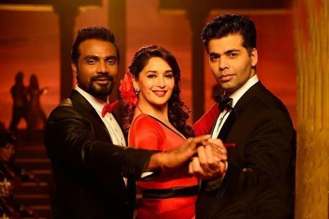 Madhuri, Remo, Karan to groove to the track of Amar Akbar Anthony... http://www.buzzintown.com/bollywood-news--madhuri-remo-karan-groove-amar-akbar-anthony/id--7894.html
