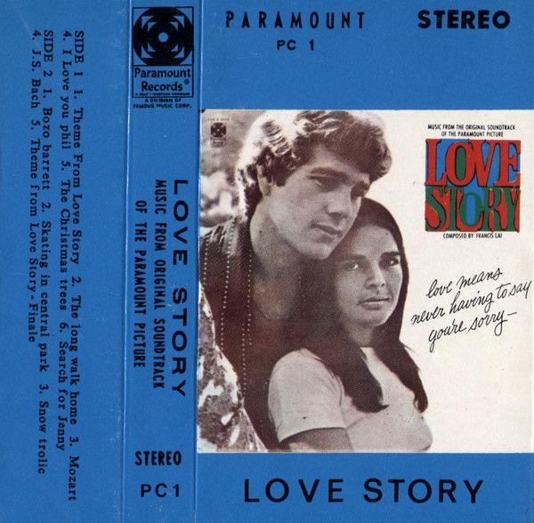 SOUNDTRACK - Love Story (1970)