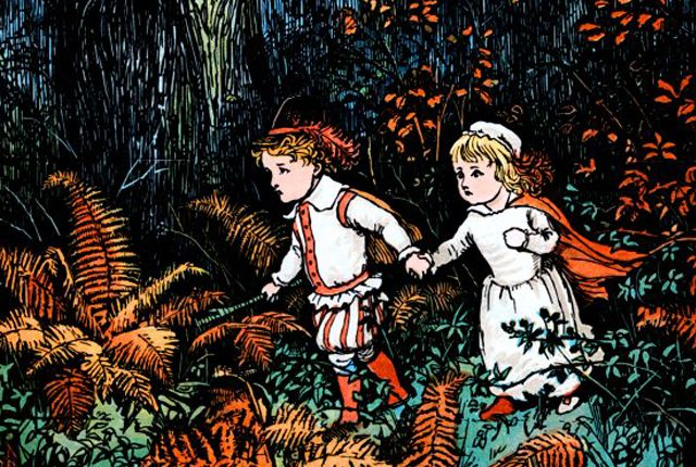 The boy and girl spoke in an unknown tongue, sported strange clothing, and only ate raw beans. Oh, and their skin was green -  the Green Children of Woolpit   Mental Floss