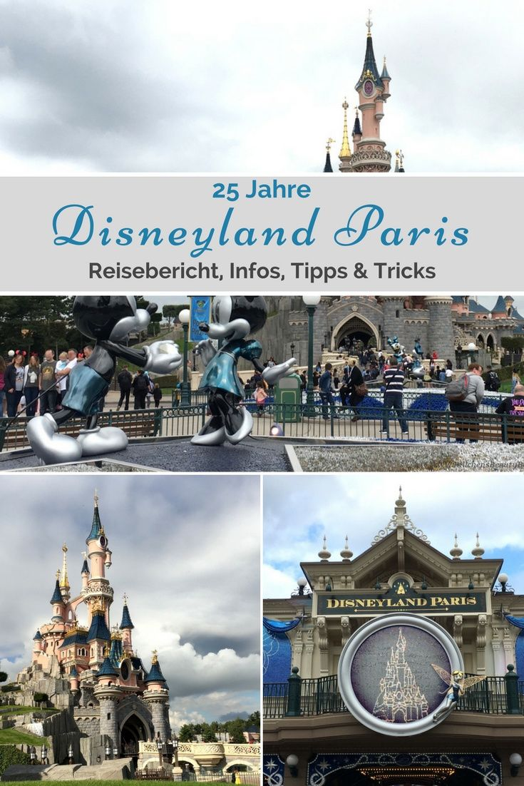 [Travel] Disneyland Paris – Travel Report, Information, Tips & Tricks