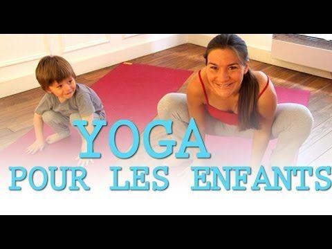 Yoga Kid : séance de yoga pour les enfants